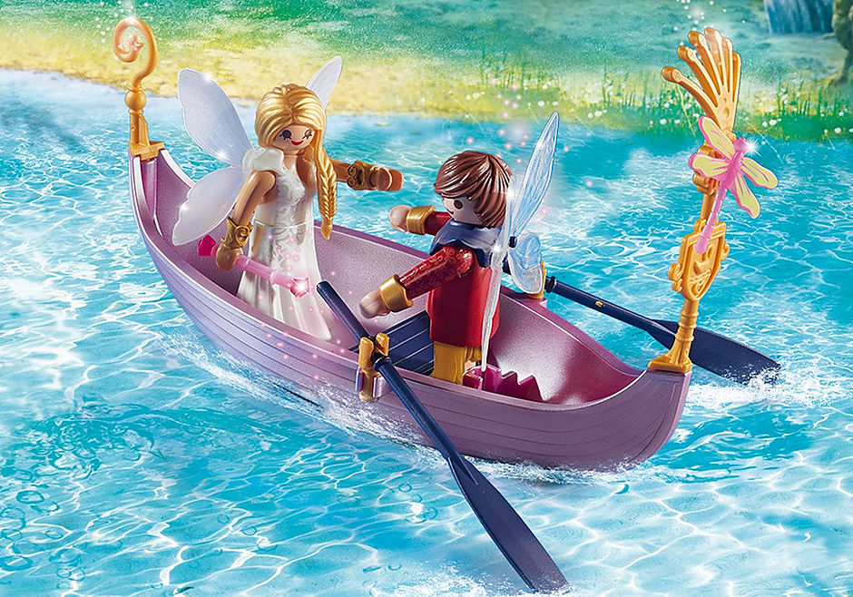 70000 Romantic Fairy Boat detail image 4