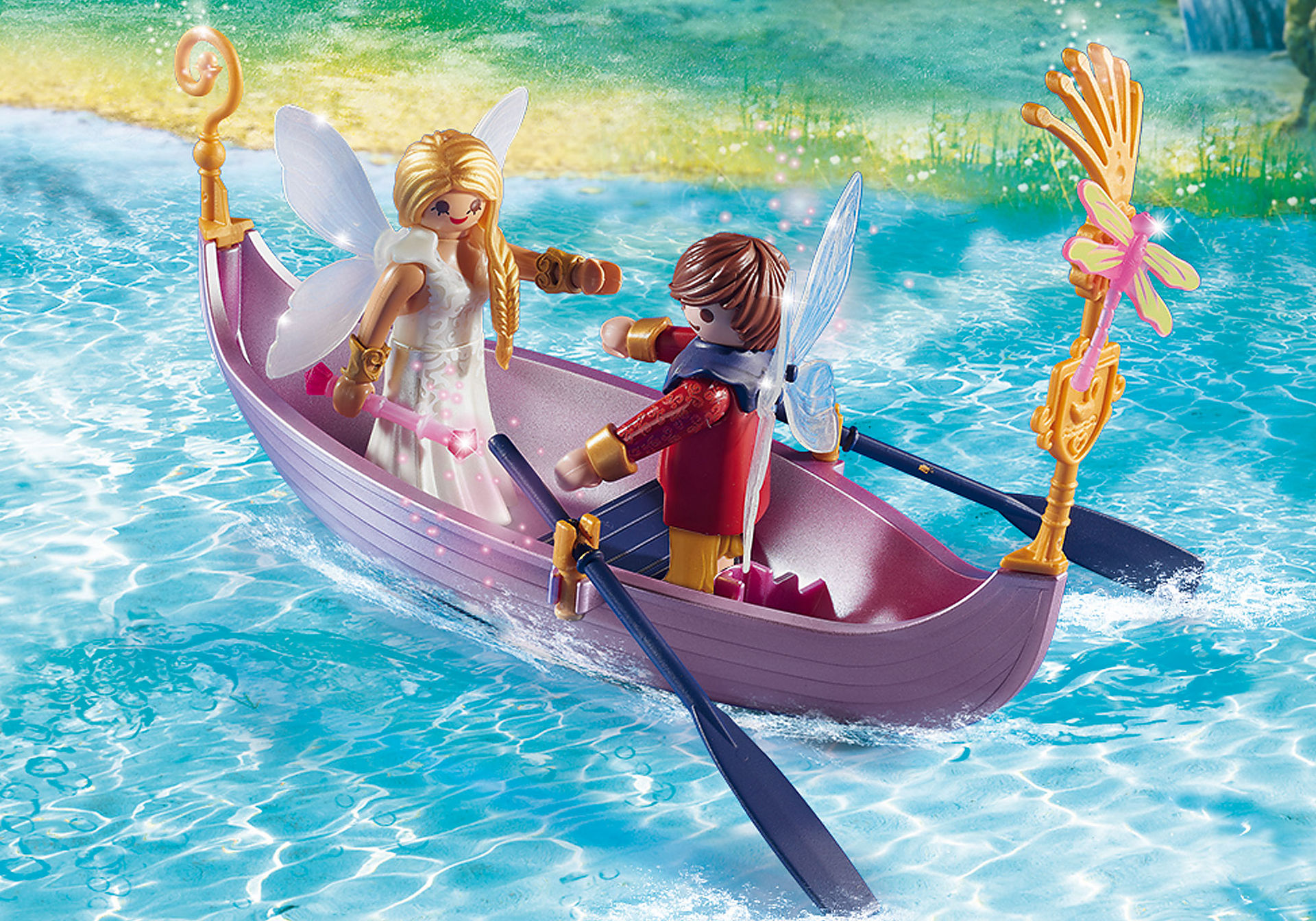 70000 Romantic Fairy Boat zoom image4