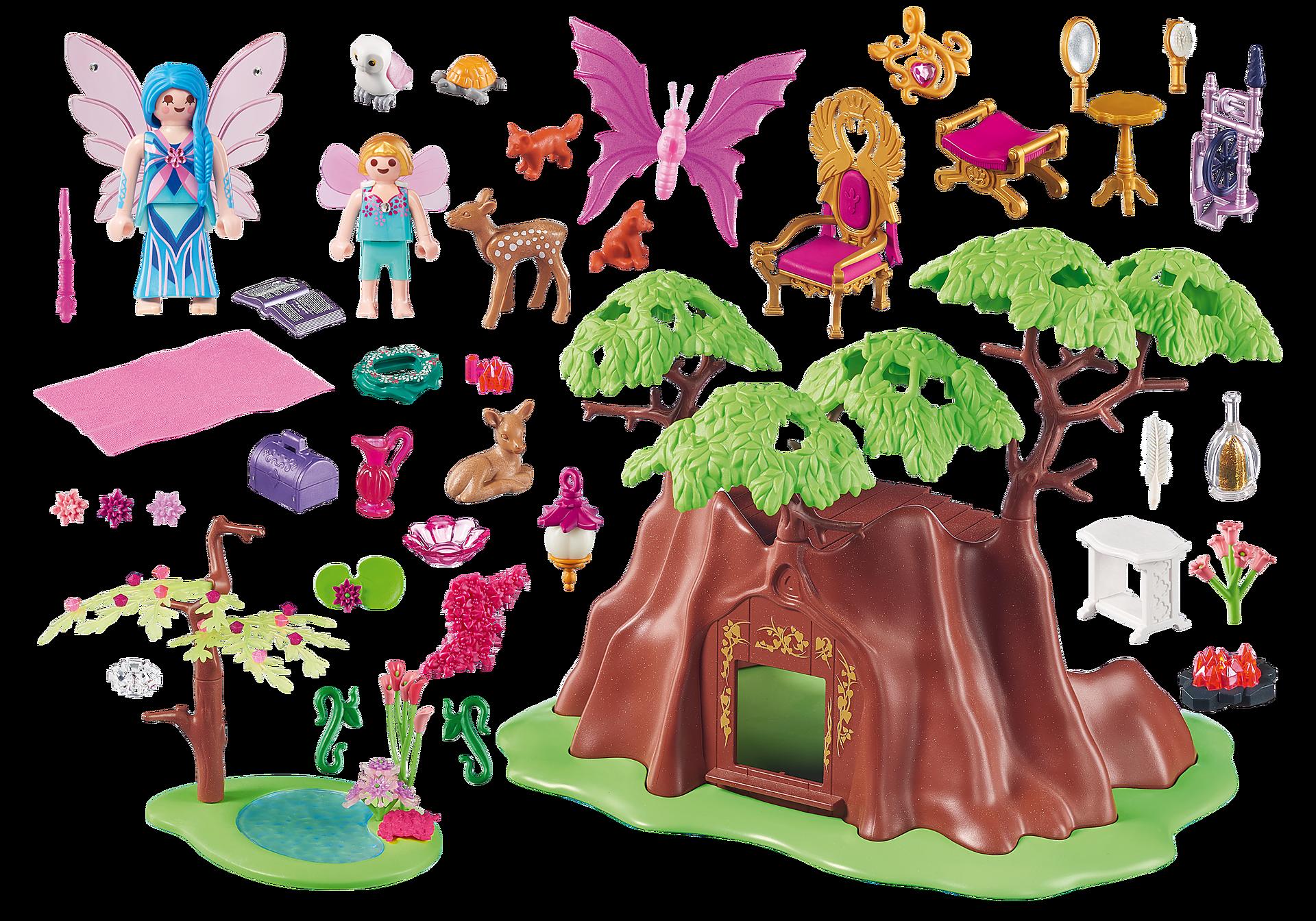 70001 Casa da Floresta das Fadas zoom image3