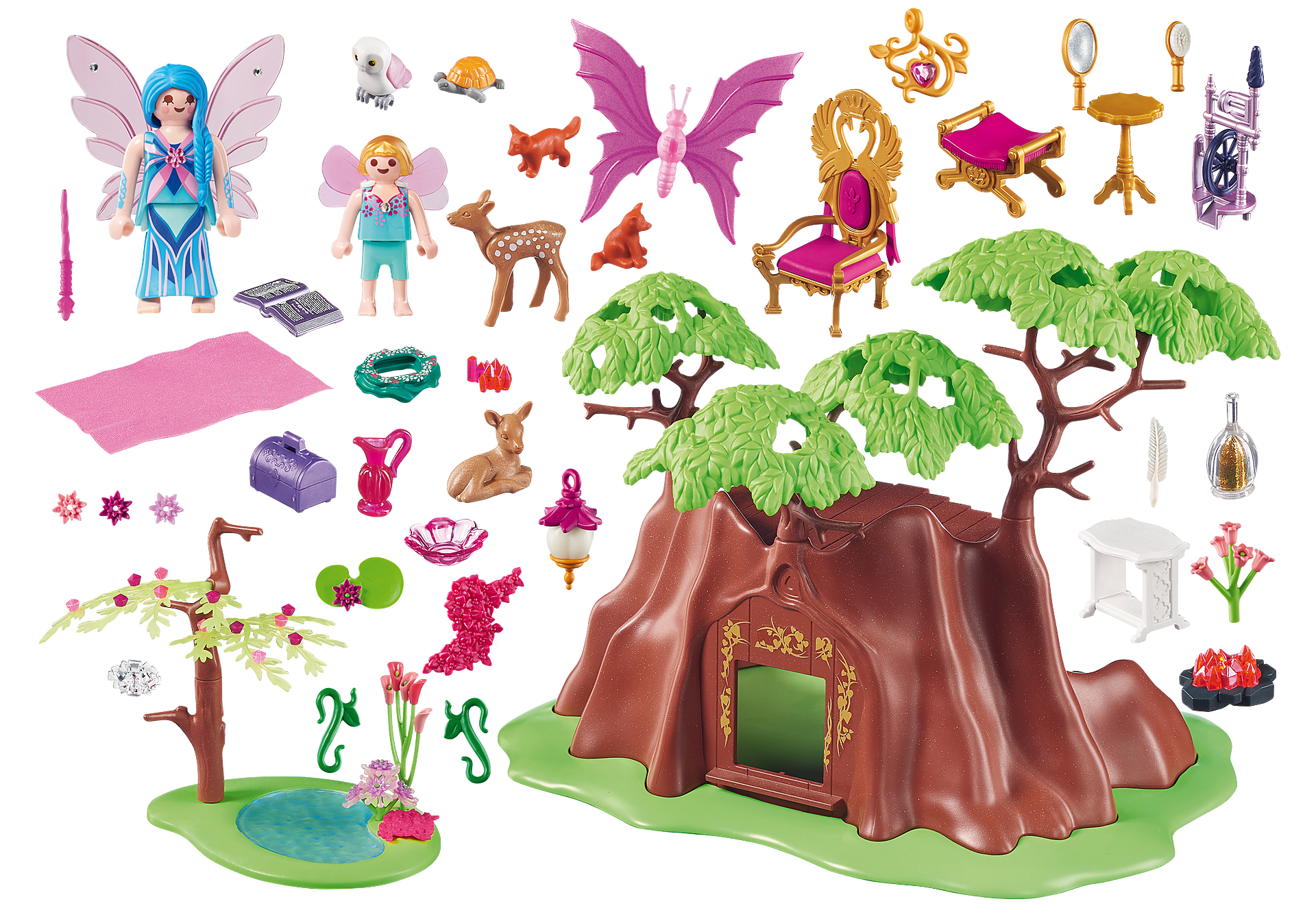 70001 Fairy Forest House zoom image3