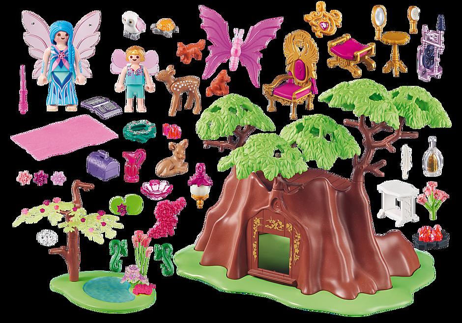 70001 Leśny domek wróżek detail image 3