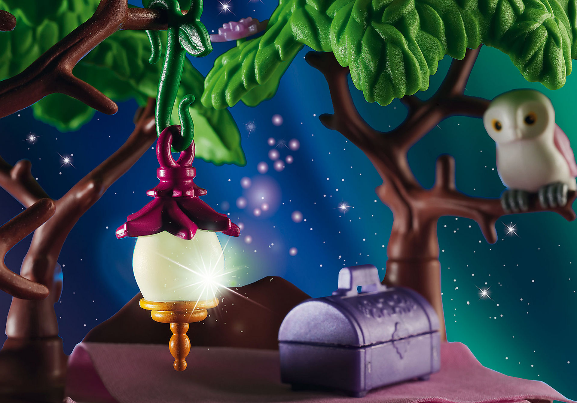 http://media.playmobil.com/i/playmobil/70001_product_extra1/Maisonnette forestière des fées