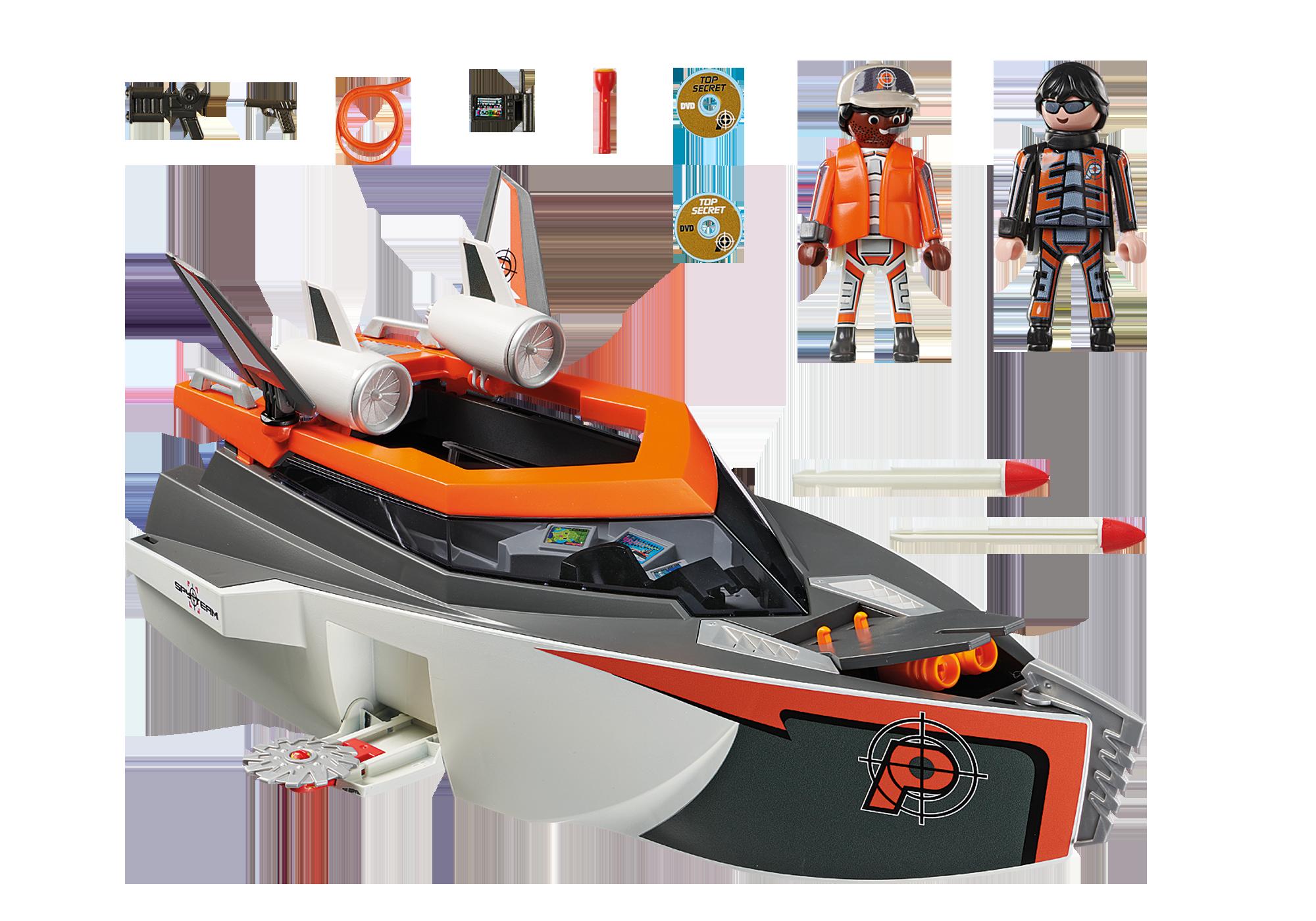 http://media.playmobil.com/i/playmobil/70002_product_box_back/Bateau Turbo Spy Team