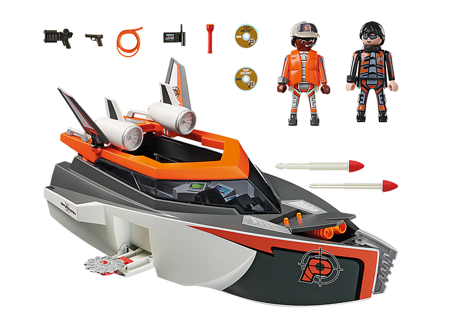 http://media.playmobil.com/i/playmobil/70002_product_box_back/Spy Team Turboschip