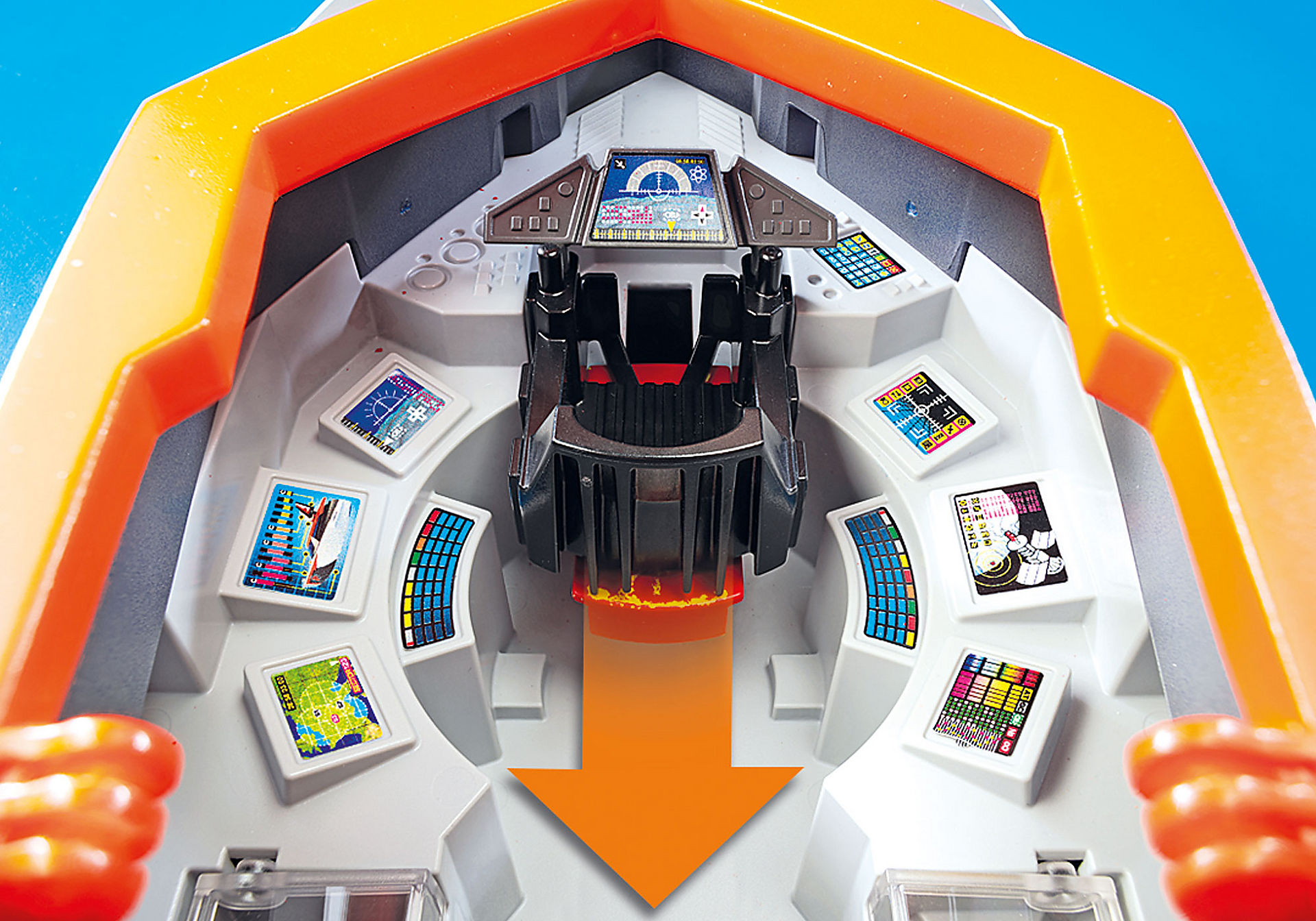 70002 SPY TEAM Turboskib zoom image6