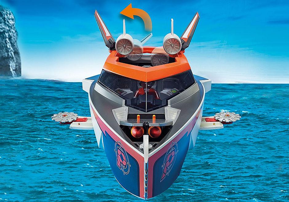 70002 SPY TEAM Turboship detail image 7