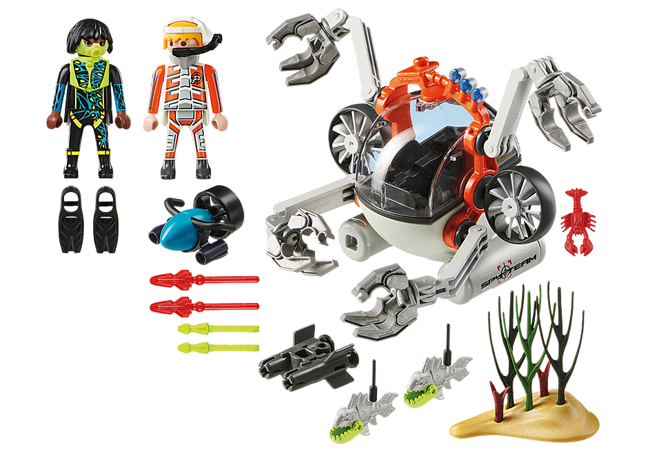 http://media.playmobil.com/i/playmobil/70003_product_box_back/Robot sous-marin Spy Team