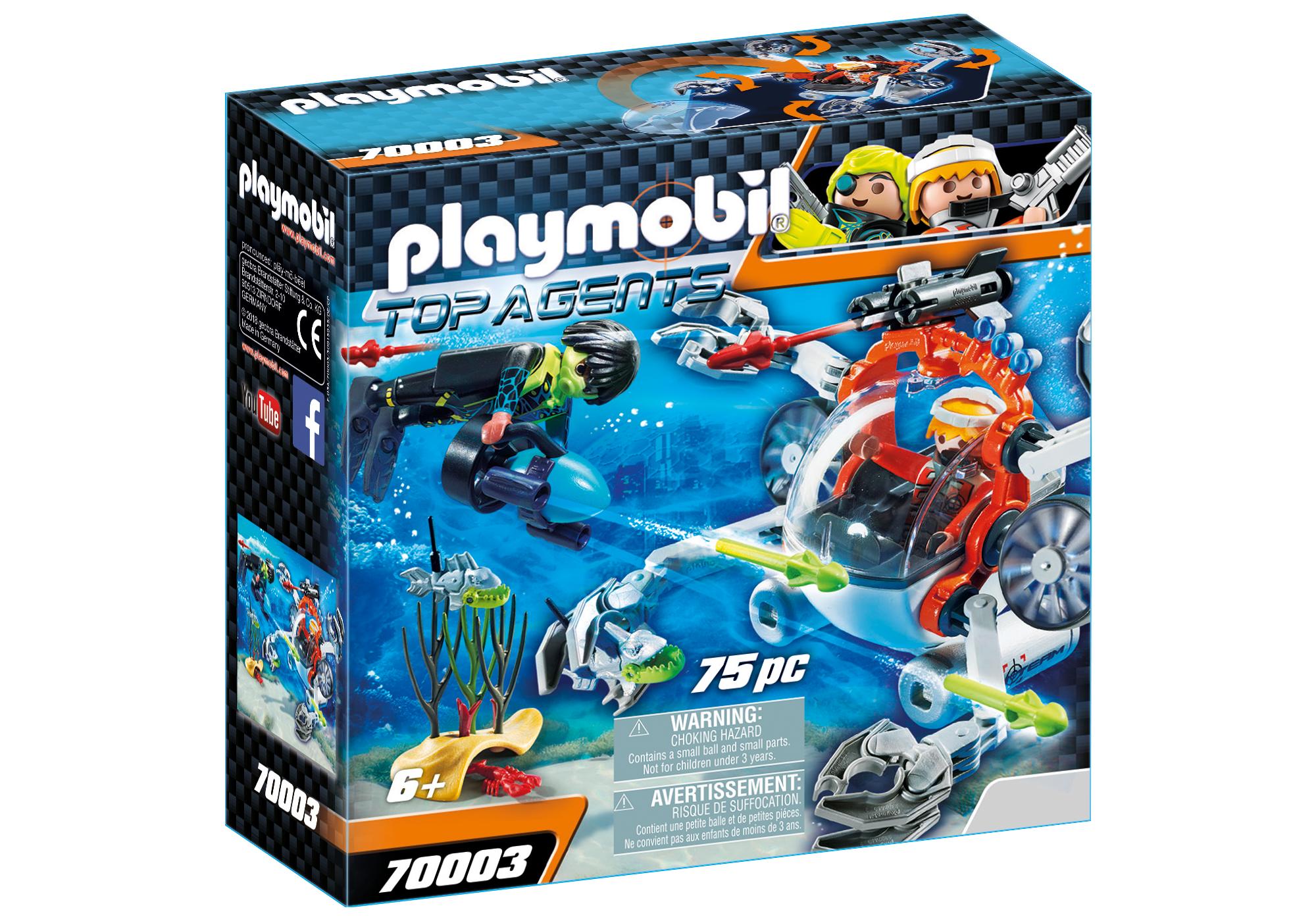 http://media.playmobil.com/i/playmobil/70003_product_box_front/Granchio Subacqueo dello Spy Team