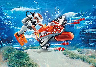 70004 Spy Team Underwater Wing
