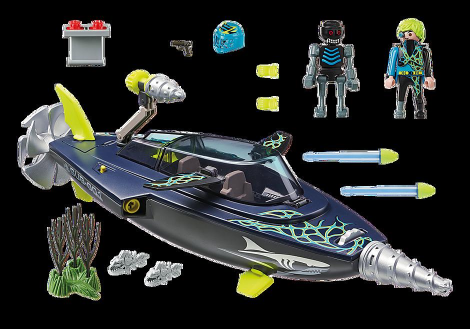 http://media.playmobil.com/i/playmobil/70005_product_box_back/Team S.H.A.R.K. Drilonderzeeër