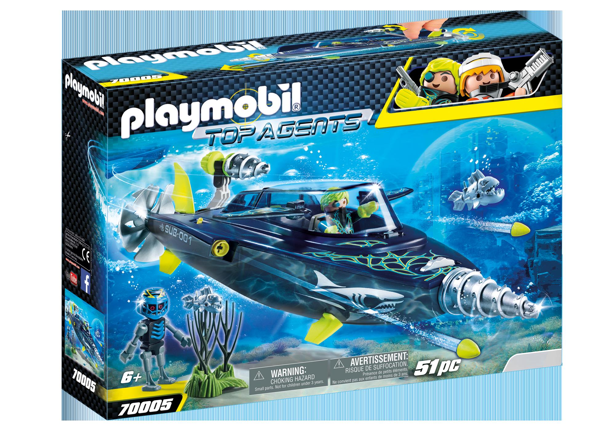 http://media.playmobil.com/i/playmobil/70005_product_box_front/Sottomarino da assalto del Team S.H.A.R.K.