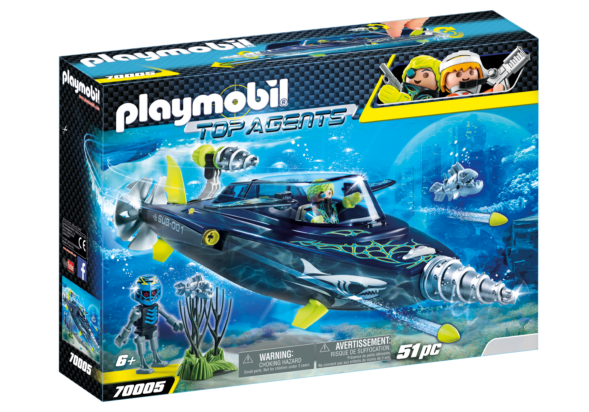 http://media.playmobil.com/i/playmobil/70005_product_box_front/TEAM S.H.A.R.K. Drill Destroyer