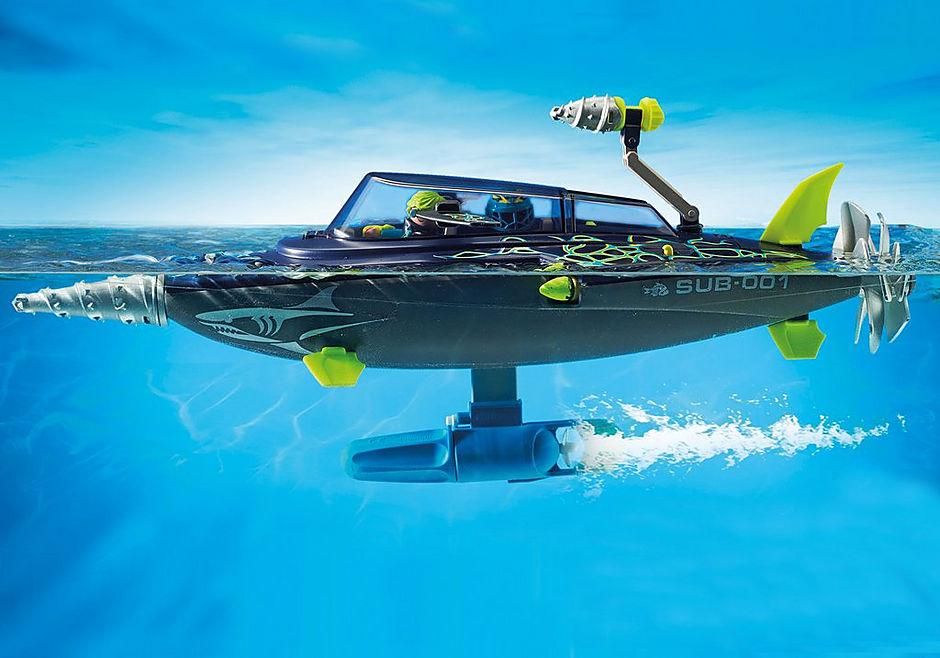 http://media.playmobil.com/i/playmobil/70005_product_extra2/Sottomarino da assalto del Team S.H.A.R.K.