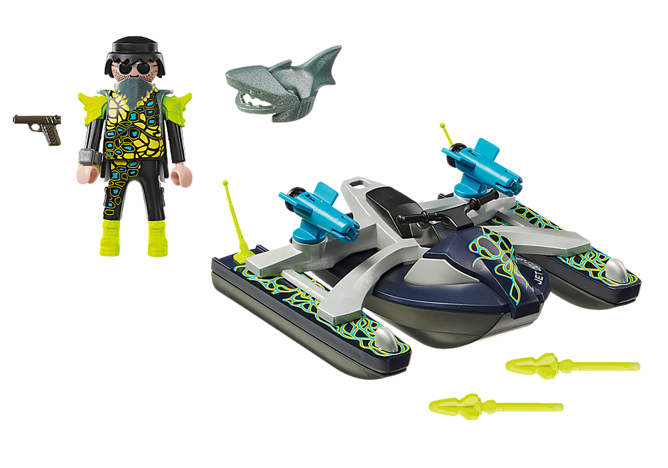 70007 Jet-Ski της SHARK Team detail image 3