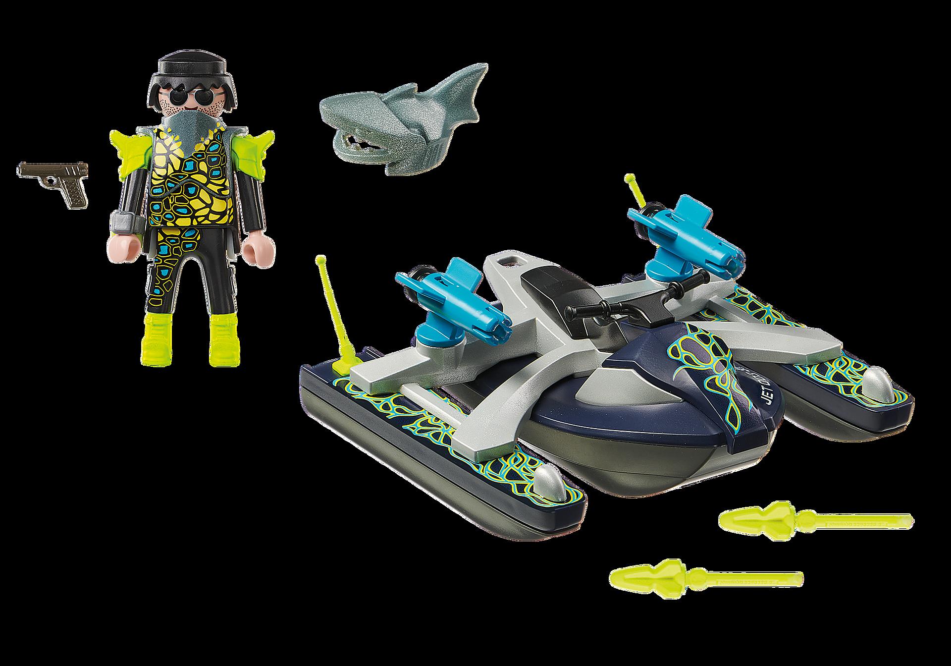 http://media.playmobil.com/i/playmobil/70007_product_box_back/TEAM S.H.A.R.K. Rocket Rafter