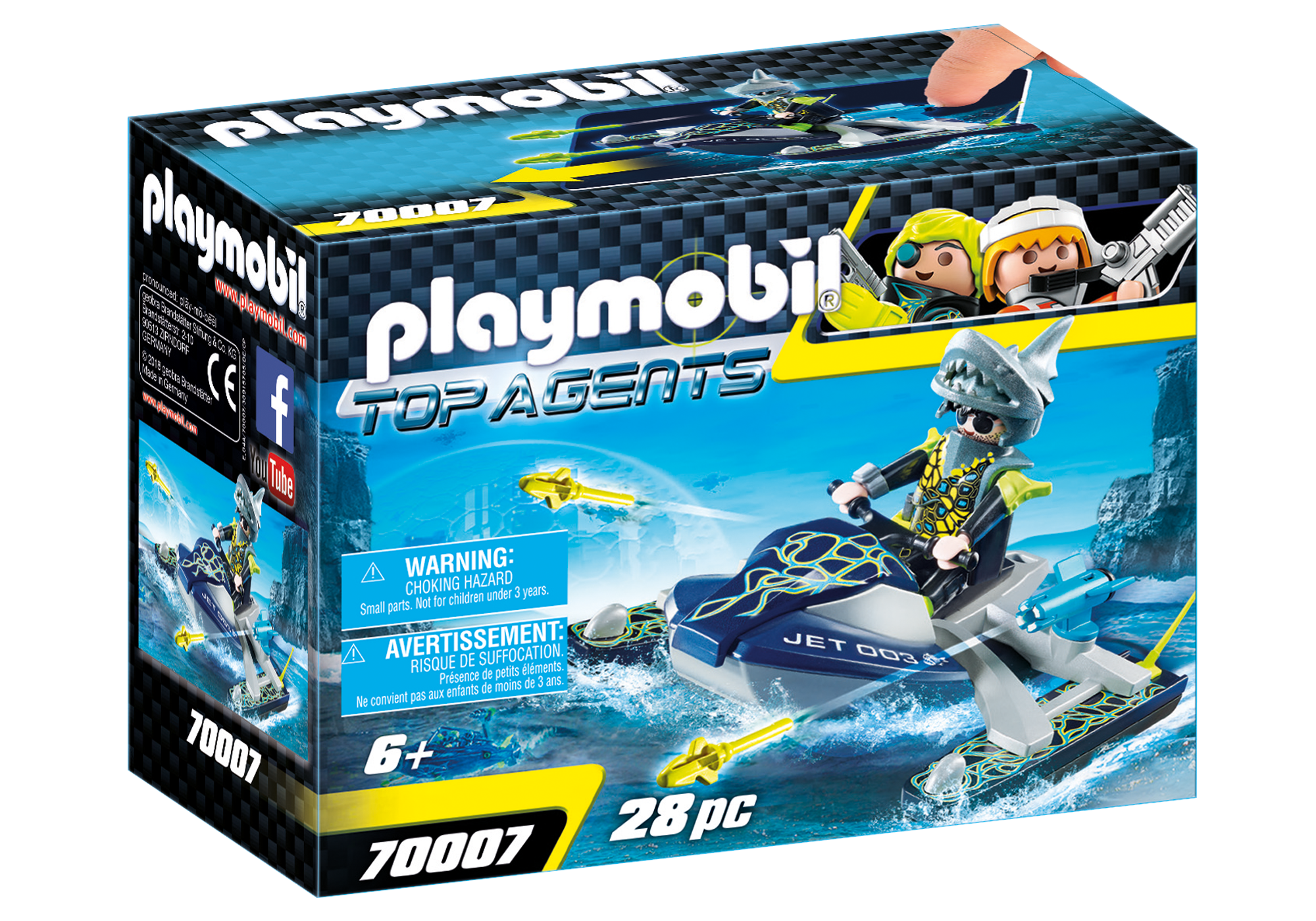 http://media.playmobil.com/i/playmobil/70007_product_box_front/TEAM S.H.A.R.K. Rocket Rafter