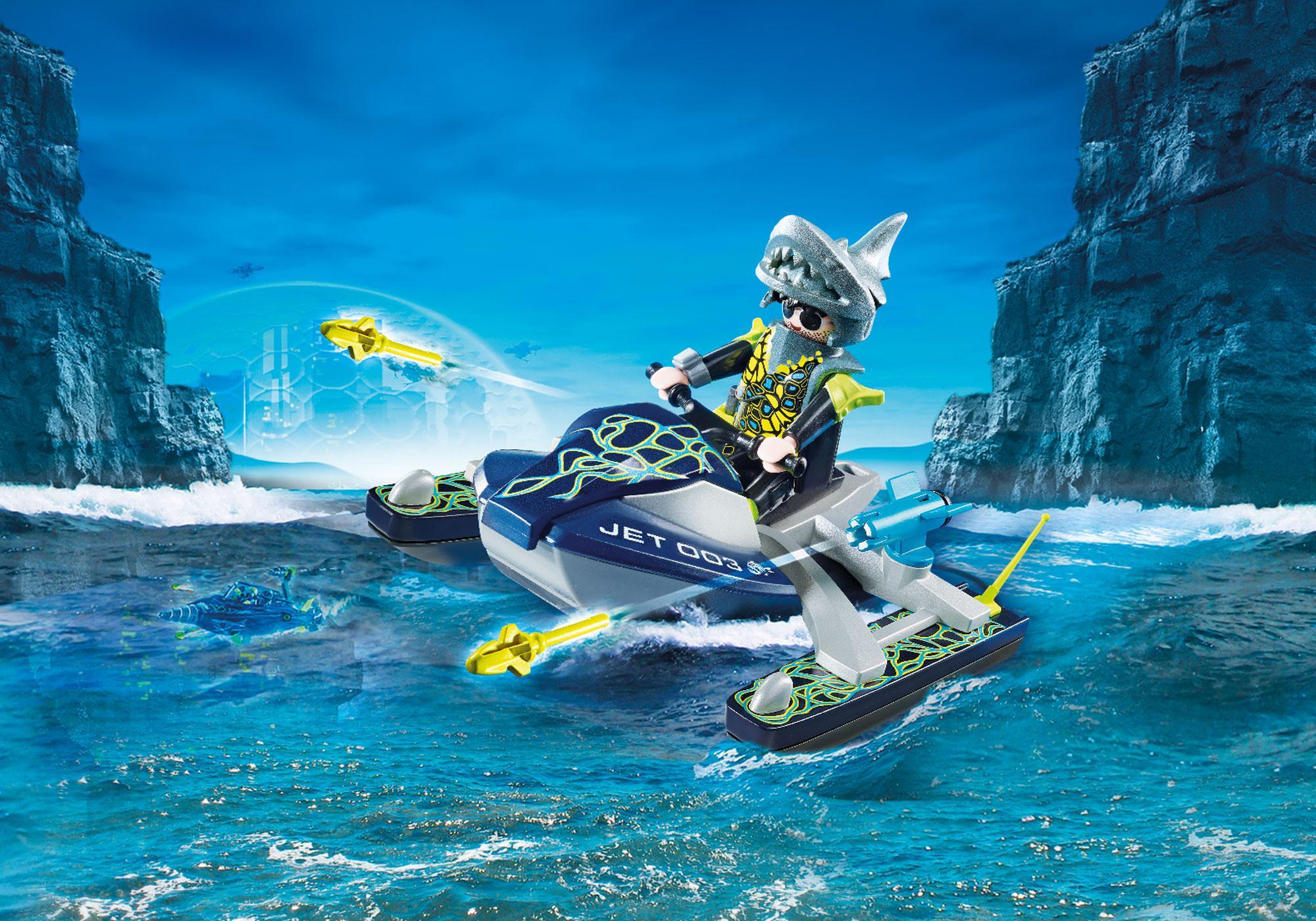 70007_product_detail/Moto d'acqua con lanciarazzi del Team S.H.A.R.K.