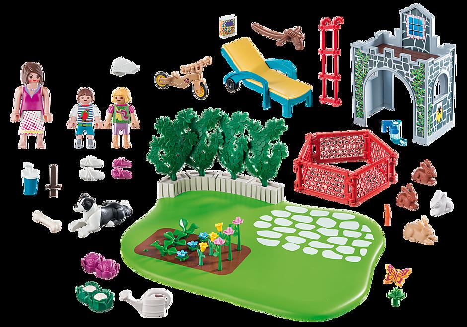 70010 SuperSet Famille et jardin detail image 3