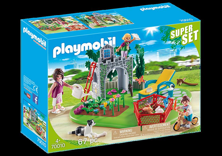 http://media.playmobil.com/i/playmobil/70010_product_box_front/SuperSet Familjeträdgård