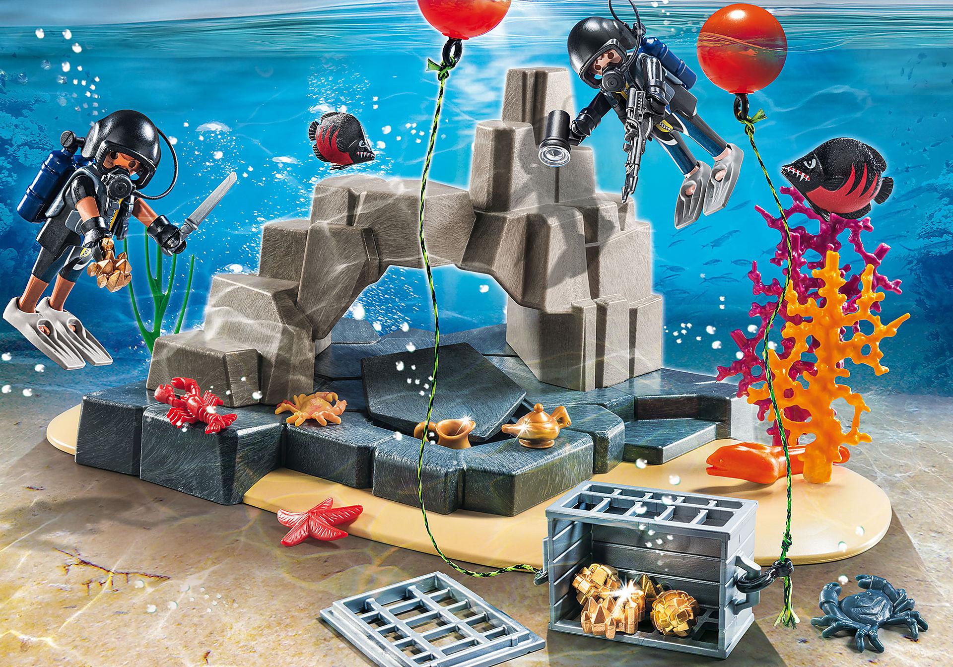 70011 SuperSet Unité de plongée sous-marine zoom image1