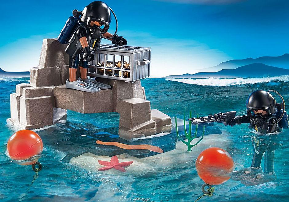 70011 SuperSet Unité de plongée sous-marine detail image 5