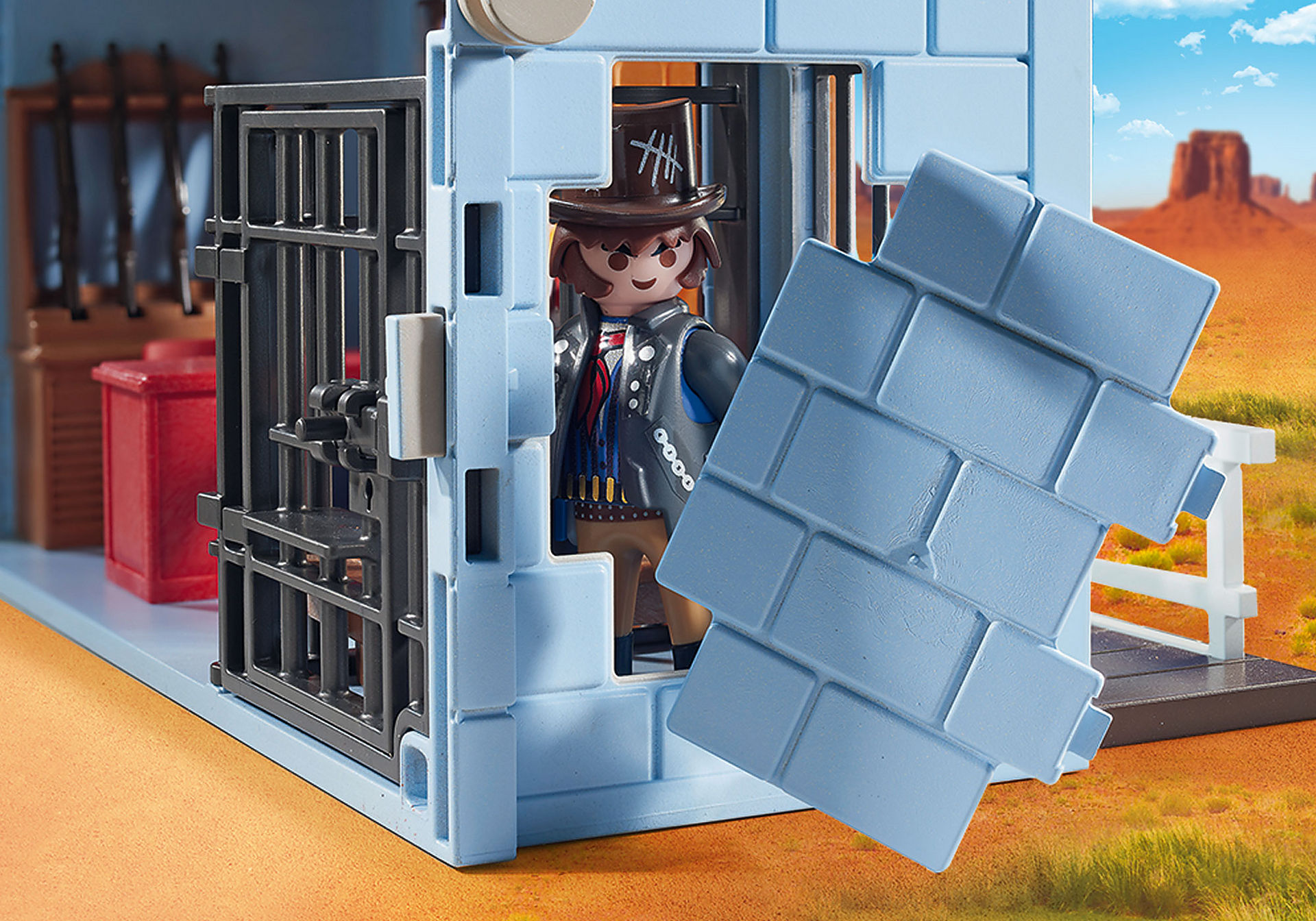 http://media.playmobil.com/i/playmobil/70012_product_extra3/Βαλιτσάκι Άγρια Δύση