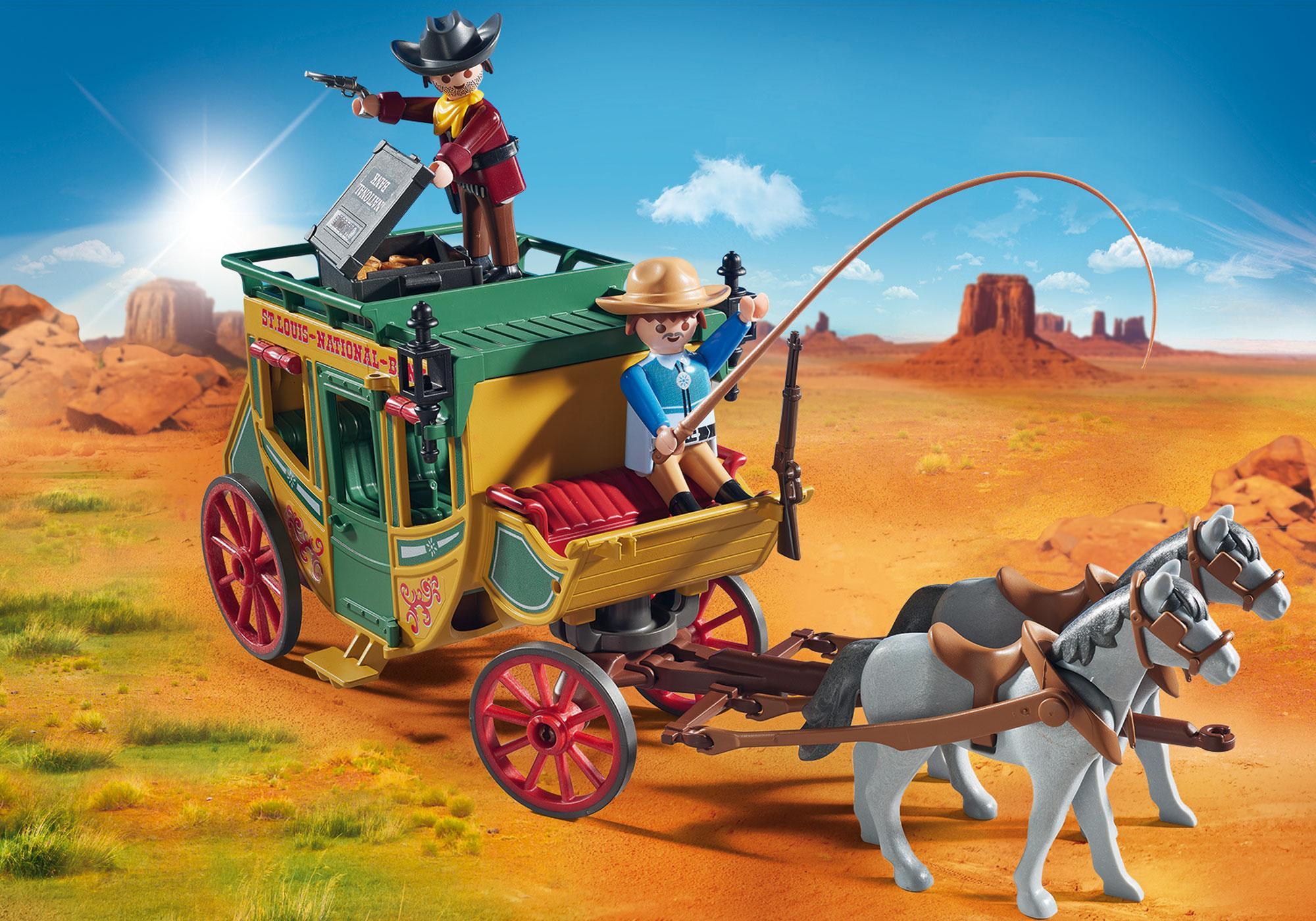 http://media.playmobil.com/i/playmobil/70013_product_extra2/Western Stagecoach