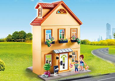 70014 Kisvárosi házikó
