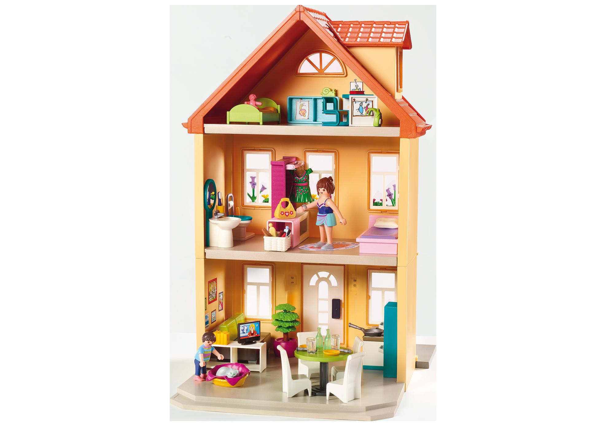 http://media.playmobil.com/i/playmobil/70014_product_extra3/My Townhouse
