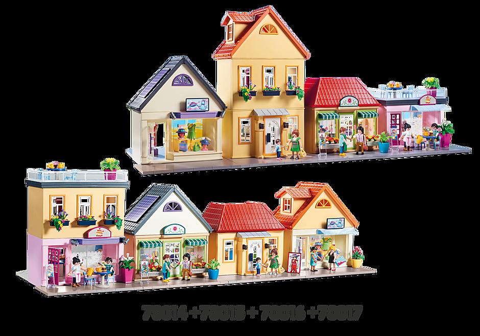70014 Kisvárosi házikó detail image 7
