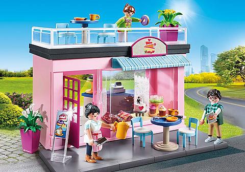 70015 Mi Cafetería