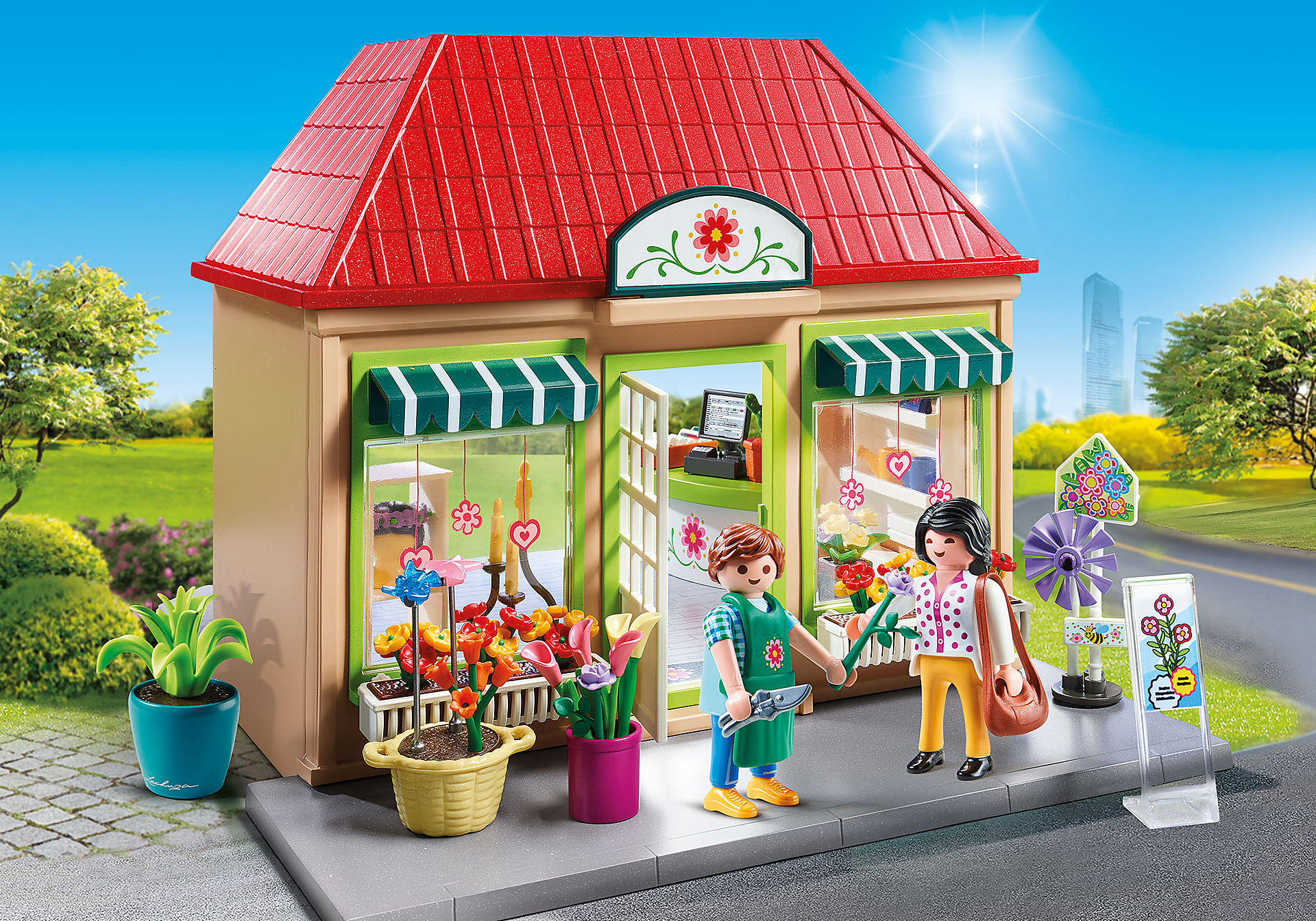 70016 My Flower Shop zoom image1