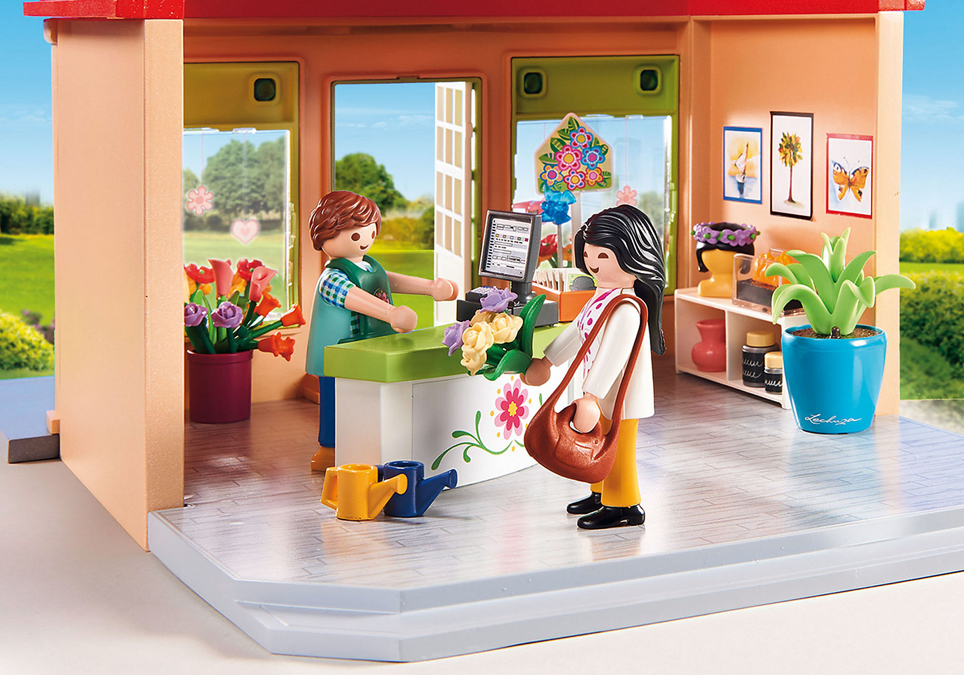 70016 My Flower Shop zoom image4