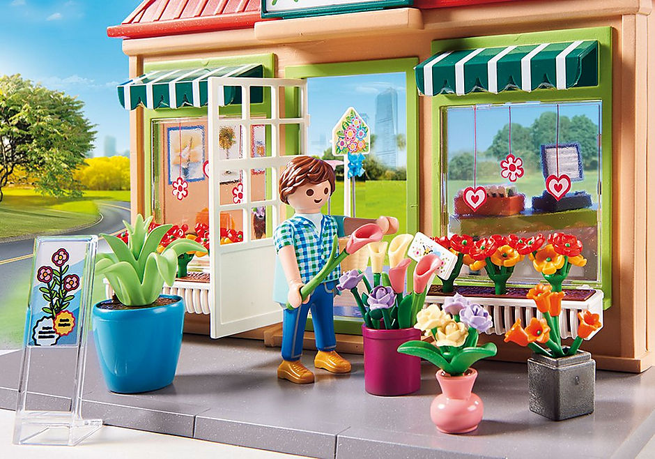 70016 My Flower Shop detail image 5