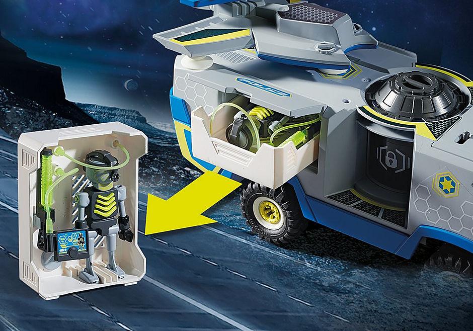 70018 Galaxy Truck policyjny detail image 4