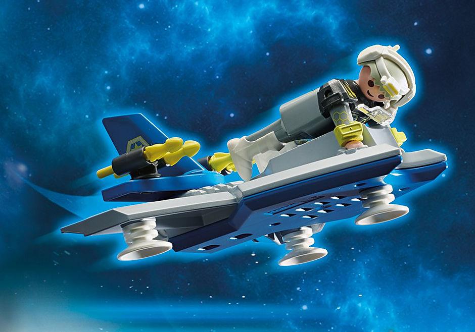 70018 Űrrendőrség - Teherautó detail image 8