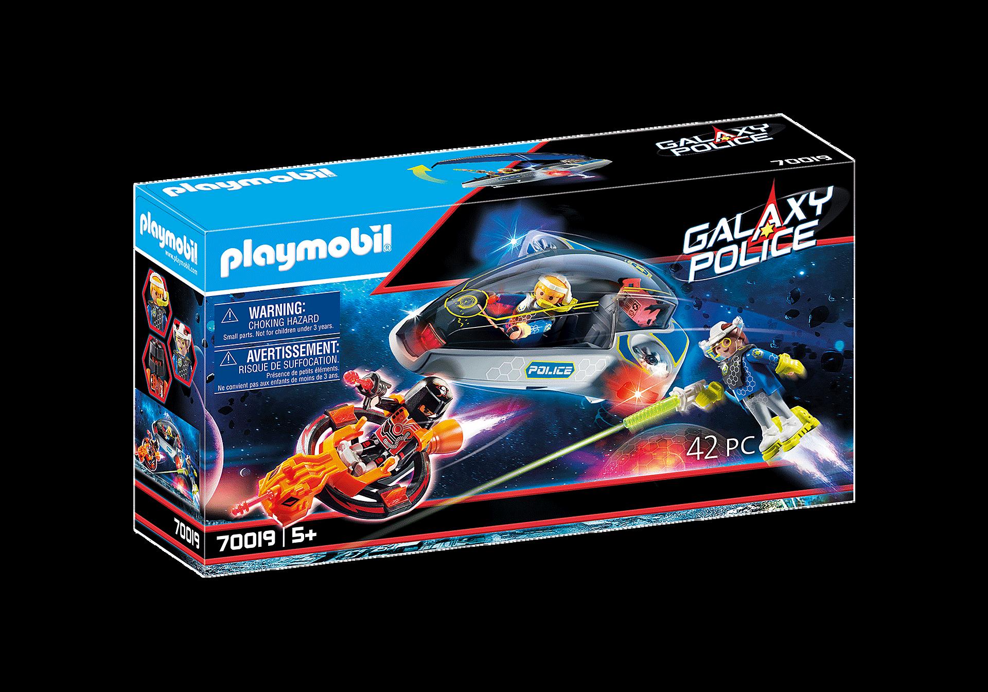 70019 Galaxy Szybowiec policyjny zoom image2