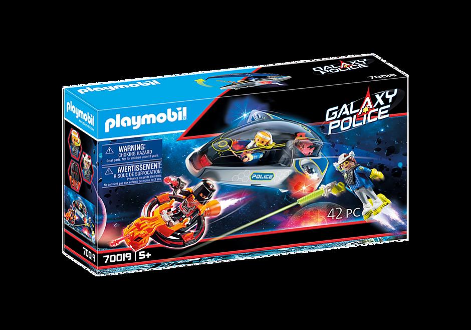 70019 Galaxy polisglidfordon detail image 2