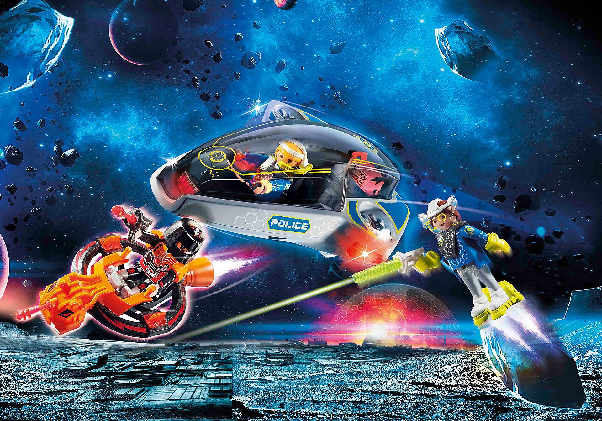 70019 Galaxy polisglidfordon zoom image1