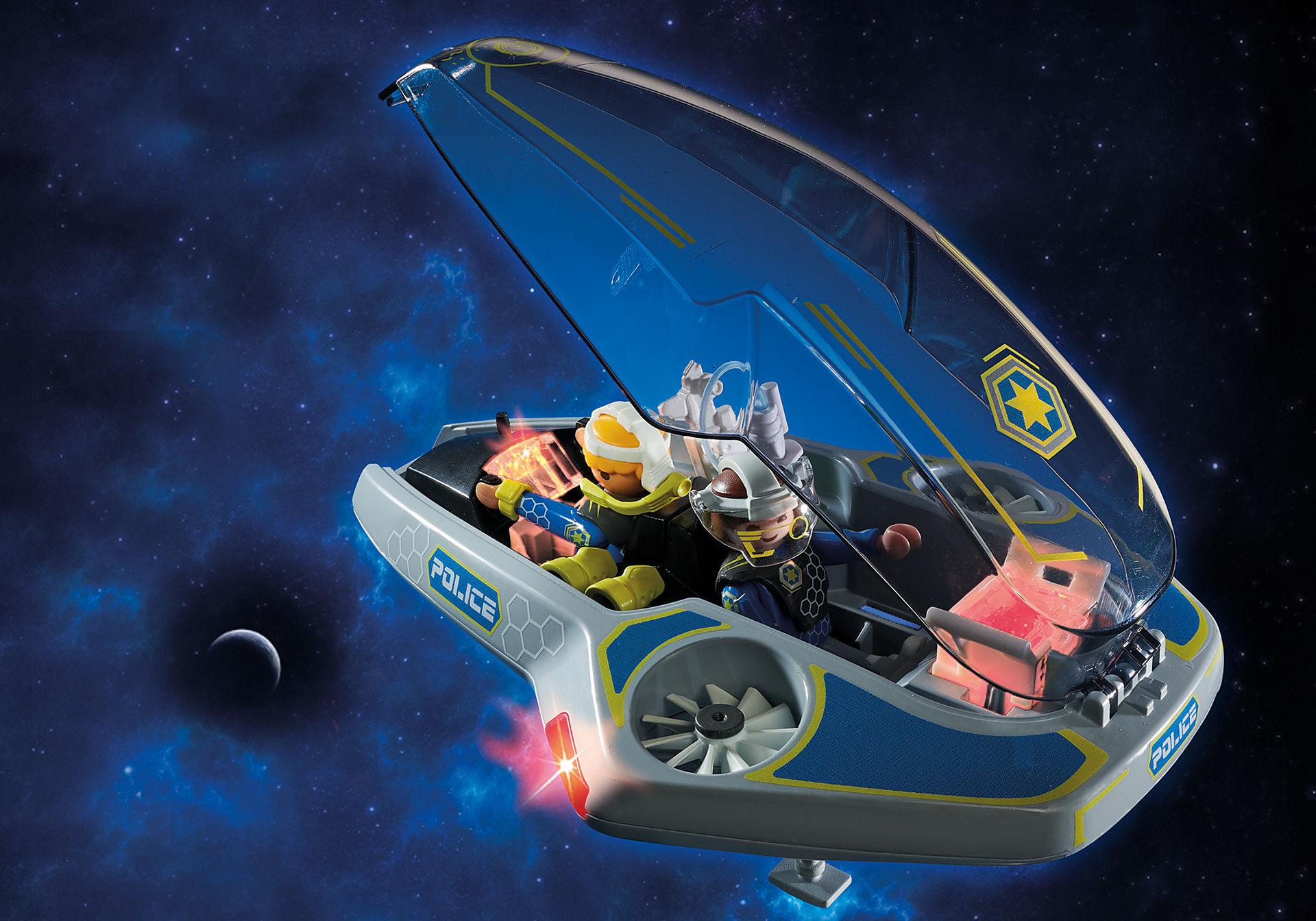 70019 Galaxy politie glider zoom image4