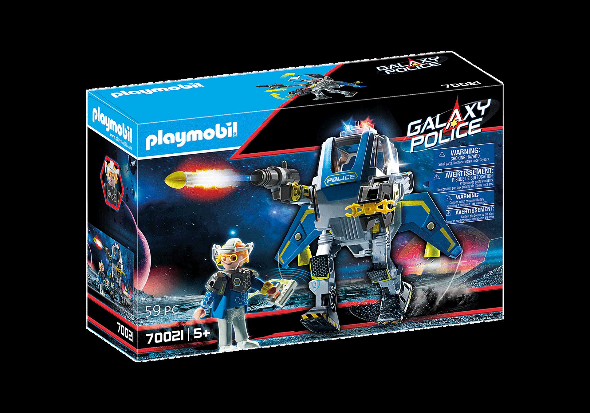 70021 Galaxy politietrobot zoom image2