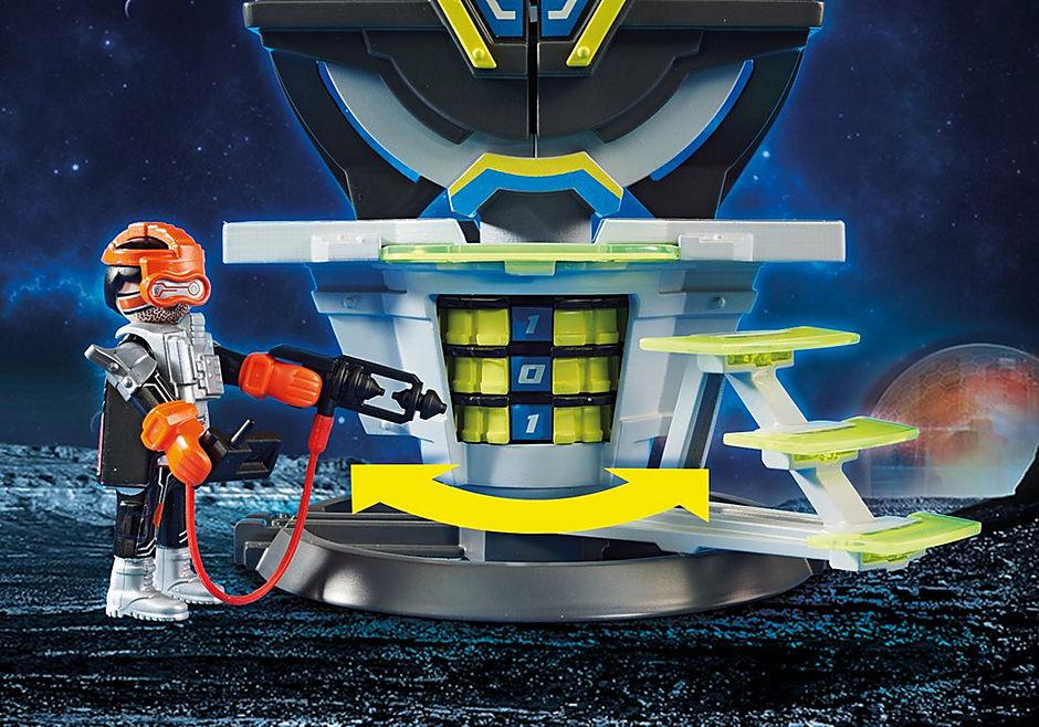 70022 Coffre-fort spatial avec code  detail image 4