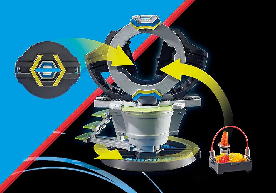 70022 Coffre-fort spatial avec code  detail image 6