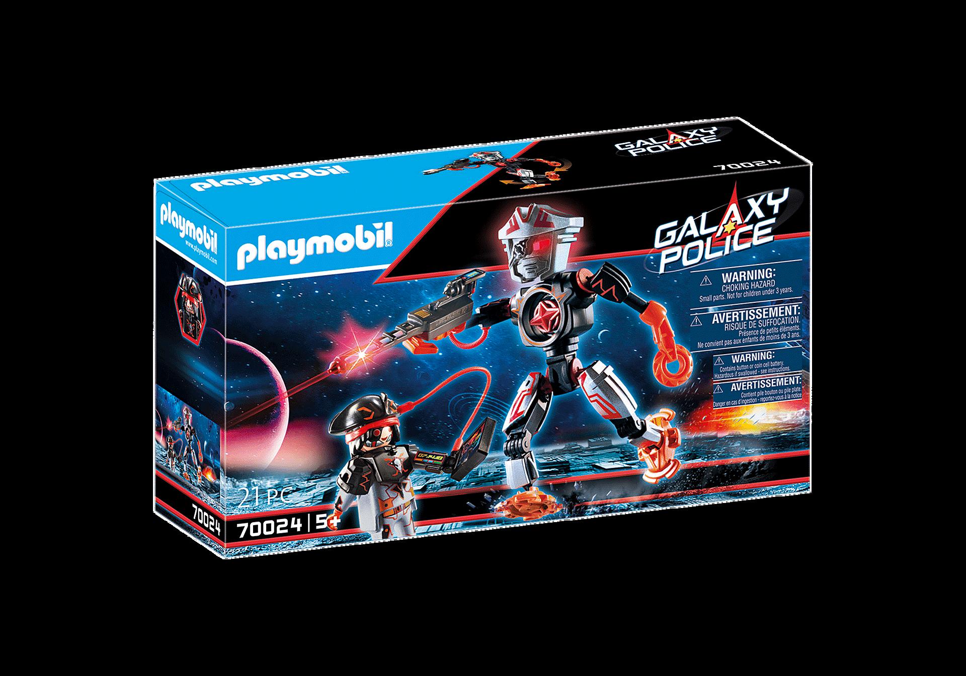70024 Galaxy Pirates Robot zoom image2