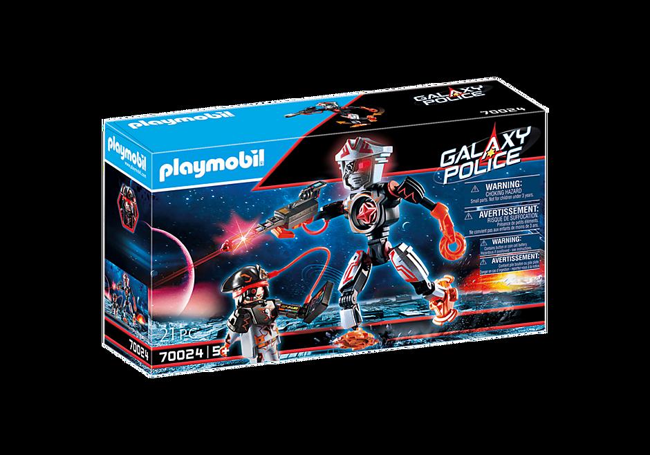 70024 Galaxy Robot piratów detail image 2