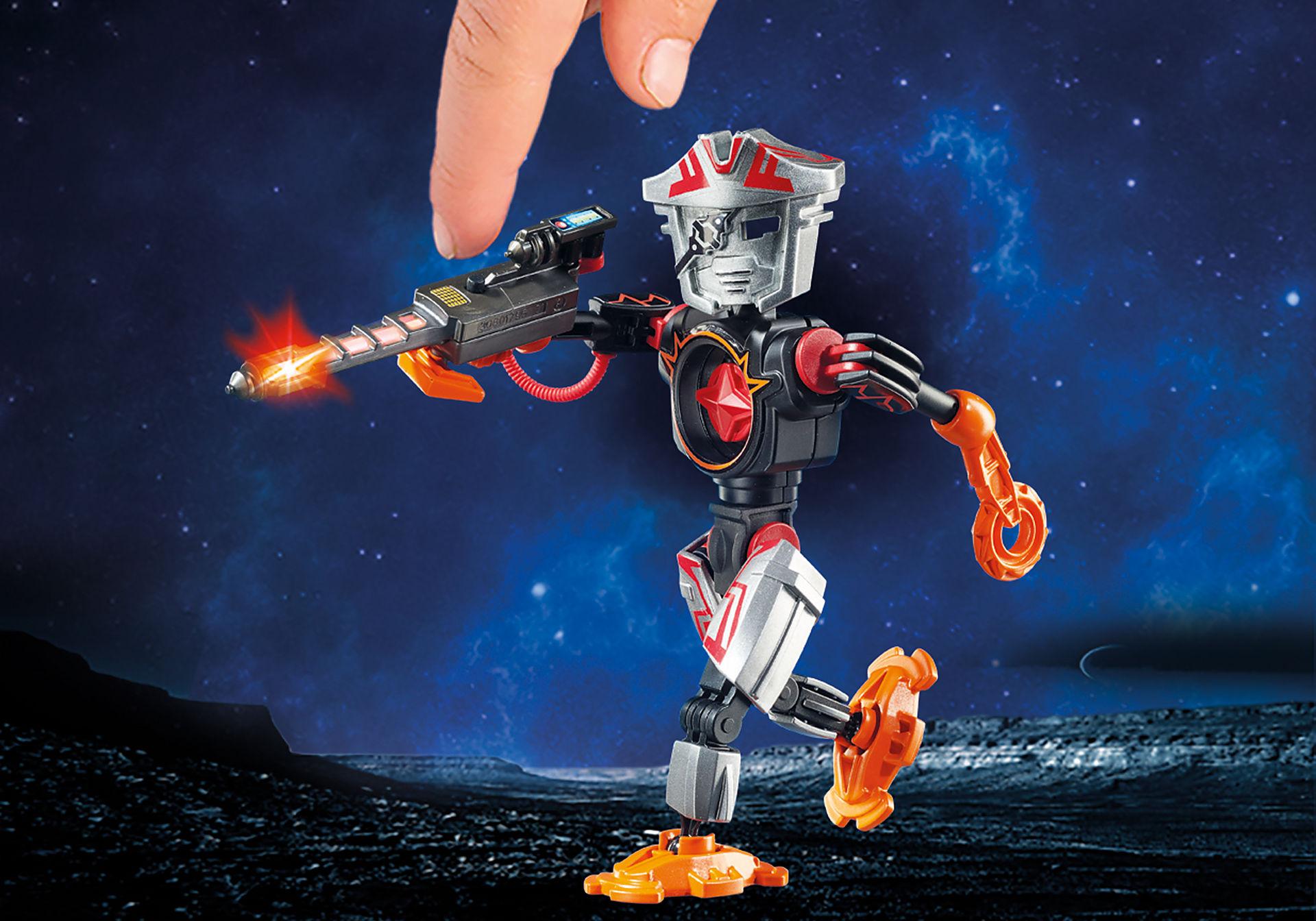 70024 Robot et pirate de l'espace  zoom image4