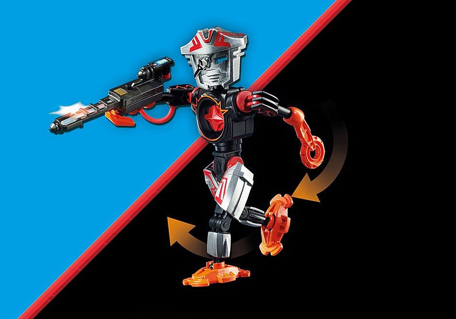 70024 Galaxy piratenrobot detail image 5