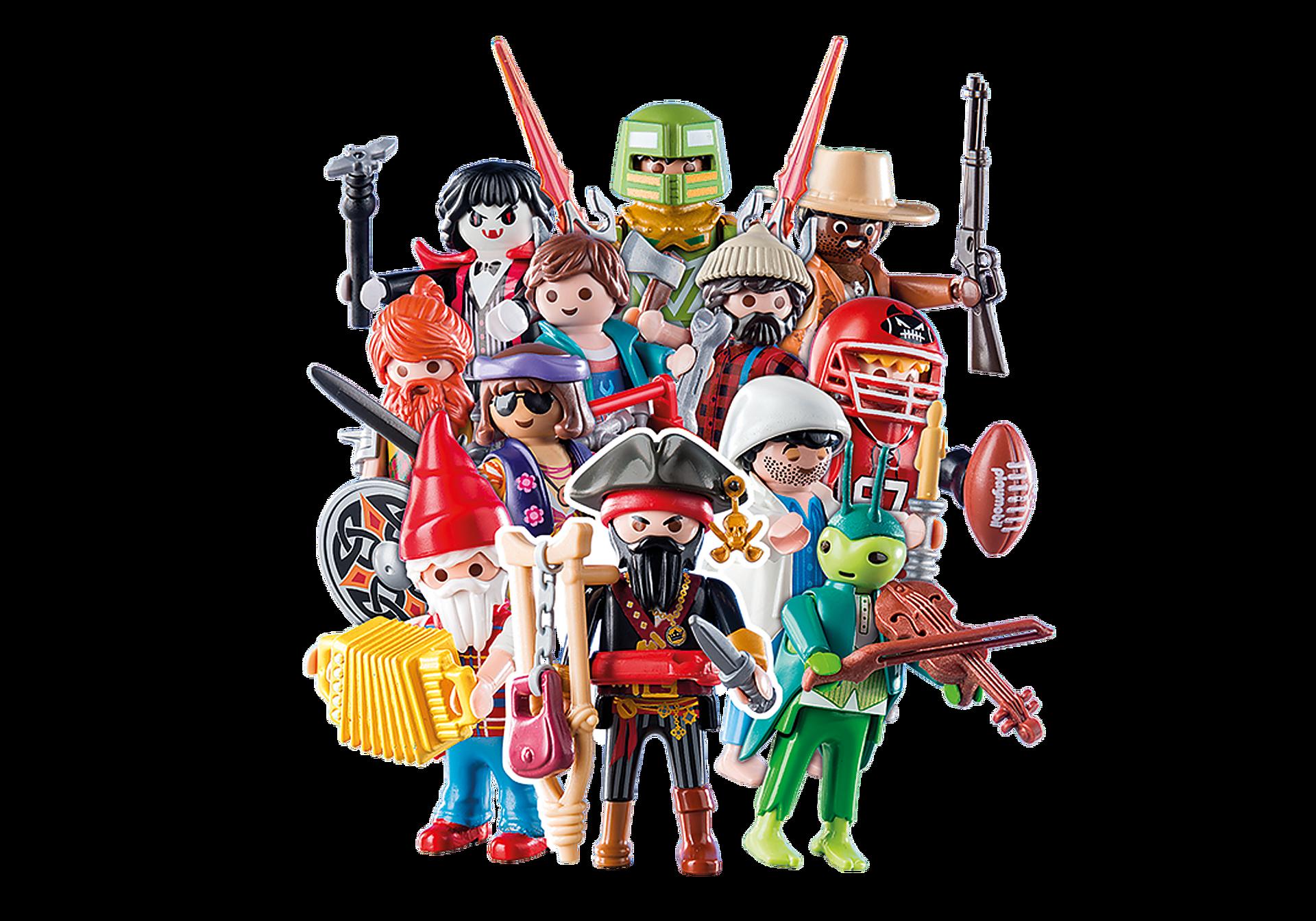 70025 PLAYMOBIL Figures Series 15 - Boys zoom image1