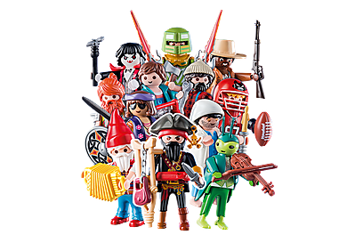 70025 PLAYMOBIL-Figures Boys (Serie 15)