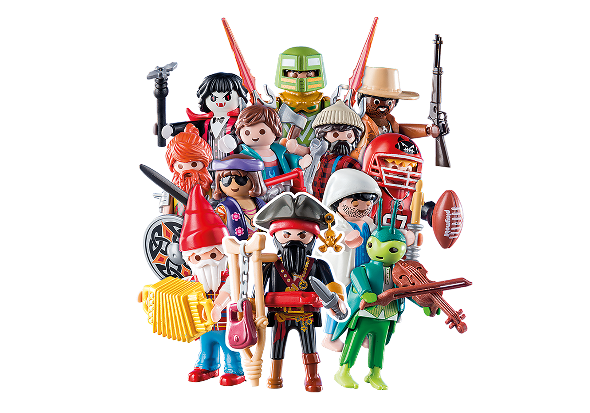 70025 PLAYMOBIL-Figures Boys (Serie 15) zoom image1